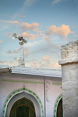 Moschee in Badami - p375m902831 von whatapicture