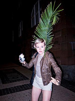 Spaß in der Nacht - p978m933973 von Petra Herbert