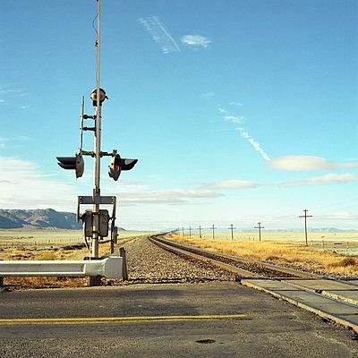 Bahnübergang - p3420035 von Thorsten Marquardt