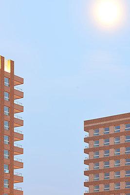 Two housing blocks - p587m1155085 by Spitta + Hellwig