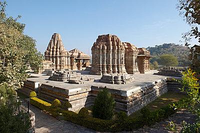 Ruinen in Jodhpur - p1259m1111465 von J.-P. Westermann