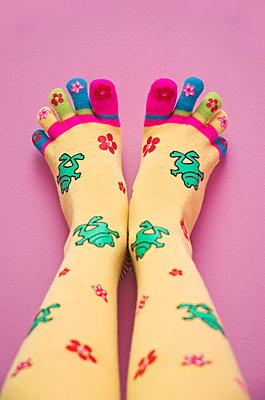 Lustige Socken - p5770067 von Mihaela Ninic