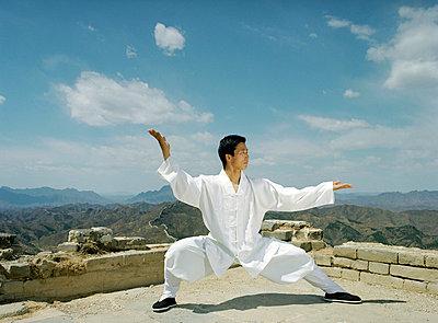 Martial Art - p6060304 von Iris Friedrich