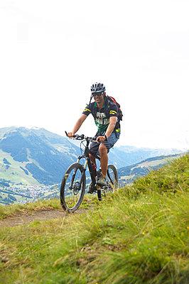 Mountainbiking - p8870002 von Christian Kuhn
