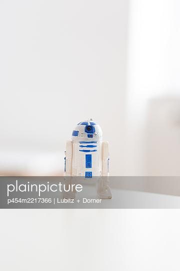 Berühmter Roboter - p454m2217366 von Lubitz + Dorner