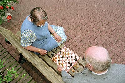 Chessman - p0970198 by K. Krebs