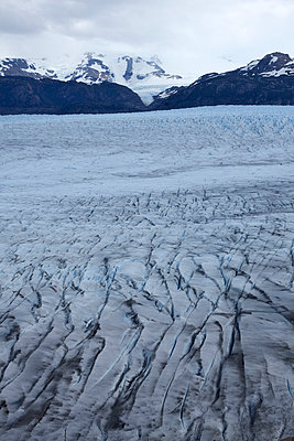 Glacier in Argentina - p5960044 by Ariane Galateau