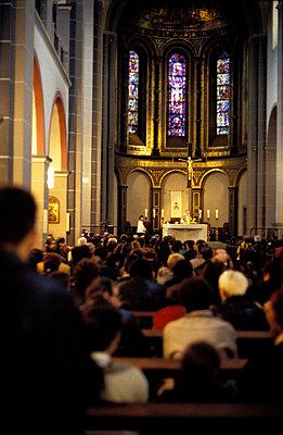 Gottesdienst - p0190133 von Hartmut Gerbsch