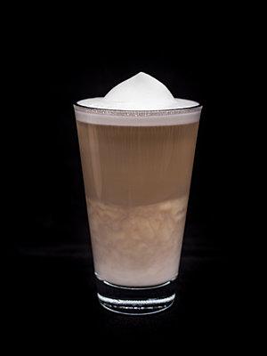 Milk foam - p1059m1124287 by Philipp Reiss