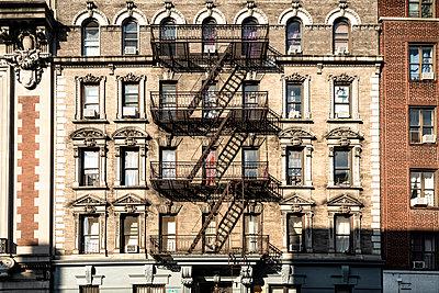 Wohnhaus Harlem - New York - p1222m2089261 von Jérome Gerull