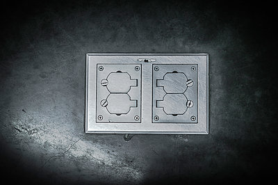 Stromanschluss - p1275m1423878 von cgimanufaktur