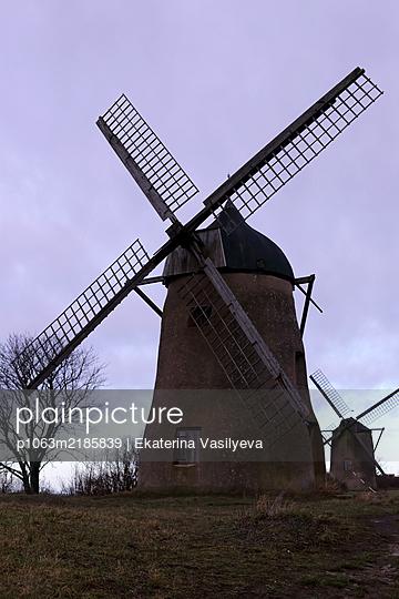 The mills - p1063m2185839 by Ekaterina Vasilyeva