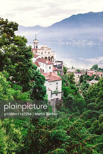 Klosteranlage - p1088m1147254 von Martin Benner