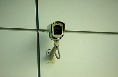 Videoüberwachung - p0190160 von Georg Kühn