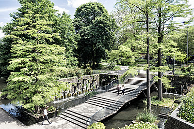 Park - p1222m1462942 von Jérome Gerull