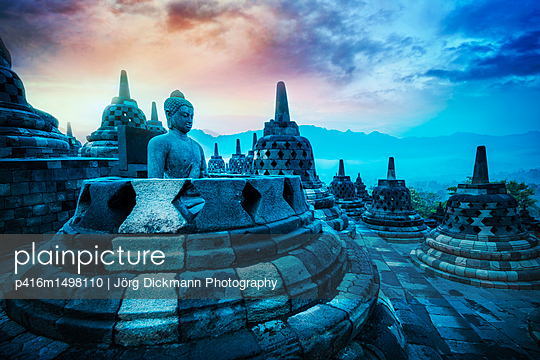 Indonesien - p416m1498110 von Jörg Dickmann Photography