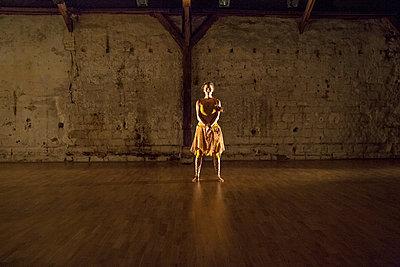 Tänzerin - p1307m2152801 von Agnès Deschamps