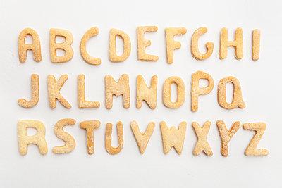 Cookie letters - p454m2224828 by Lubitz + Dorner