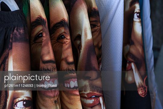 Reggae - p1261m1124693 von tromp l'oeil