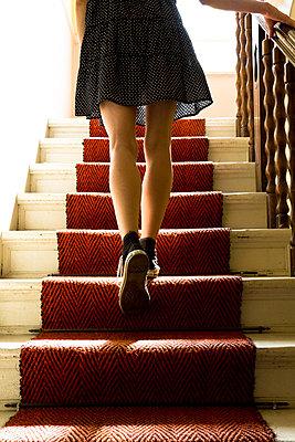 Going upstairs - p7950083 by JanJasperKlein