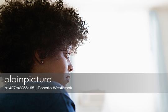 Women thinking - p1427m2283165 by Roberto Westbrook