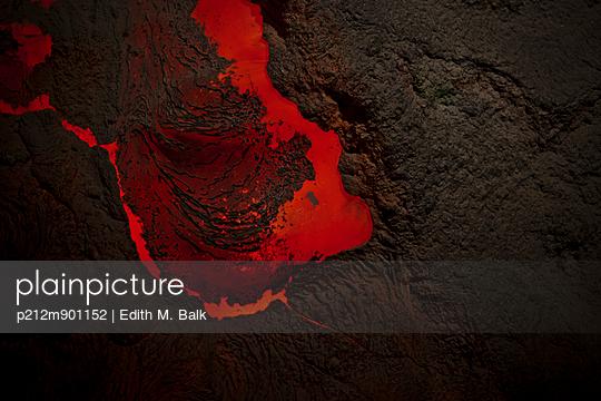 Lava Simulation - p212m901152 von Edith M. Balk