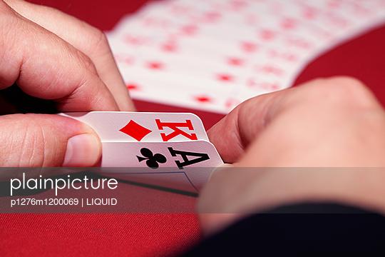 Pokerspiel - p1276m1200069 von LIQUID