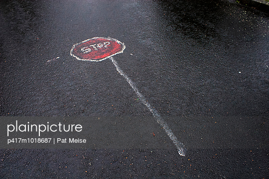 Stop - p417m1018687 by Pat Meise