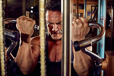 Bodybuilding - p1200m1161378 von Carsten Görling