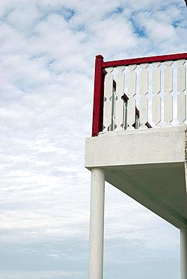 Balkon mit freier Aussicht - p260m918272 von Frank Dan Hofacker