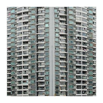 Hochhaus in Shanghai - p416m1056803 von Till Leeser