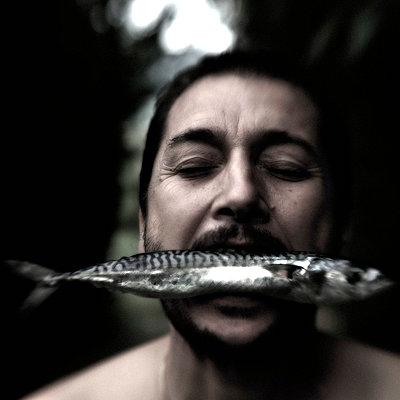Makrele im Mund - p8290092 von Régis Domergue