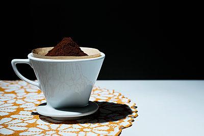 Kaffeefilter - p1149m1144574 von Yvonne Röder