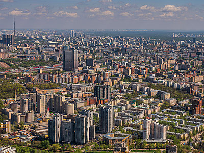Moscow - p390m2013445 by Frank Herfort