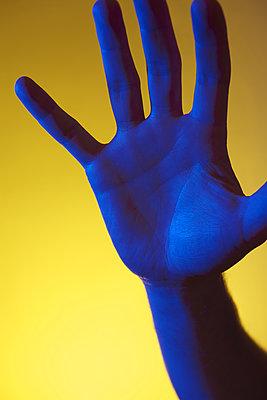 Handzeichen - p1613m2185570 von pohlit