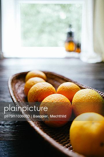 Orangen - p979m1036033 von Baeppler, Mechthild