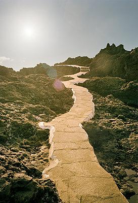 Lava field - p1207m1093915 by Michael Heissner
