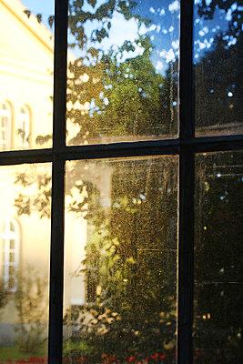 Sprossenfenster    - p450m1183261 von Hanka Steidle