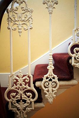 Treppengeländer - p6060081 von Iris Friedrich