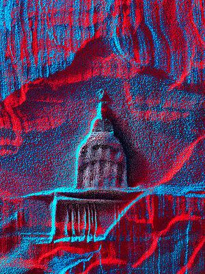 White house - p676m2263907 by Rupert Warren