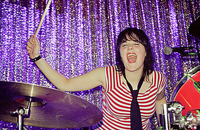 Drum Kit - p3870044 by Patricia Eichert