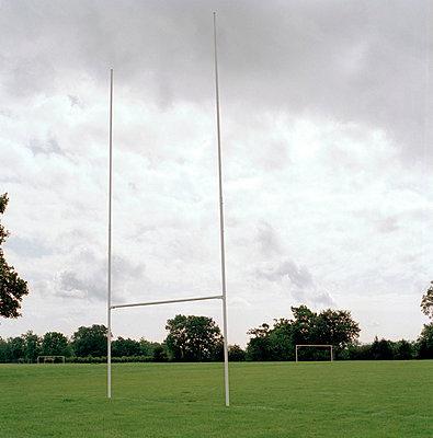 Playing field - p3880072 by Bill Davies