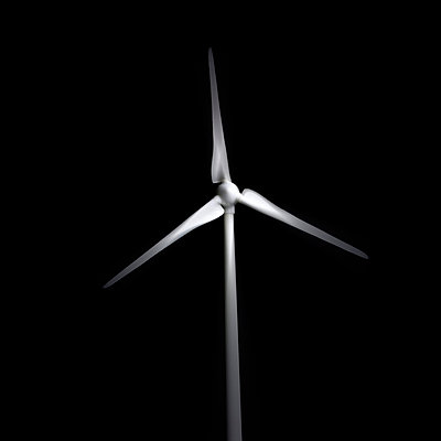 Wind turbine - p813m857031 by B.Jaubert