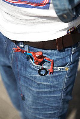 Spiderman - p1499m2013701 by Marion Barat