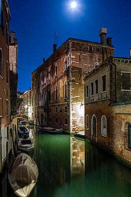 Venedig bei Nacht - p1558m2168353 von Luca Casonato