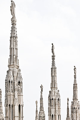 Cathedral of Milano - p982m1066384 by Thomas Herrmann