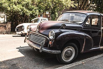 Vintage cars - p1291m2026950 by Marcus Bastel