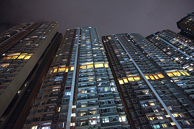 Tower Building - p664m891724 by Yom Lam