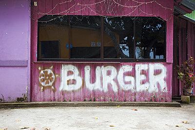 Burger - p1057m852873 von Stephen Shepherd