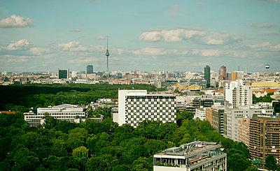 Berlin Panorama - p1190m1462149 von Sarah Eick